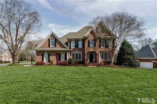 Photo of 101 Trident Court, Cary, NC 27518 (MLS # 2309469)