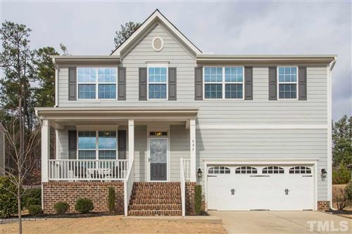 Photo of 605 Prince Drive, Holly Springs, NC 27540 (MLS # 2292472)