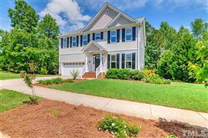 Photo of 104 Acorn Falls Court, Holly Springs, NC 27540 (MLS # 2253473)