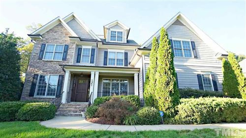 Photo of 1341 Heritage Heights Lane, Wake Forest, NC 27587-4465 (MLS # 2348481)