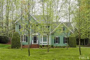Photo of 5204 Sunset Walk Lane, Holly Springs, NC 27540 (MLS # 2247487)