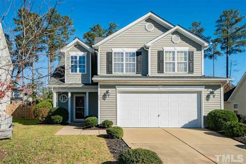 Photo of 209 Braxcarr Street, Holly Springs, NC 27540 (MLS # 2355487)