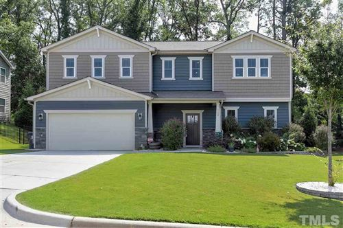 Photo of 112 Grandfather Court, Holly Springs, NC 27540 (MLS # 2336489)
