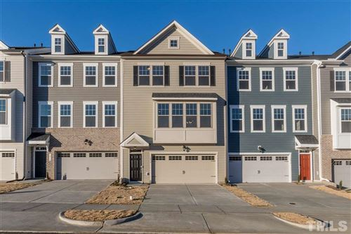 Photo of 829 Grafton Peak Lane #Lot 163, Apex, NC 27523 (MLS # 2343490)