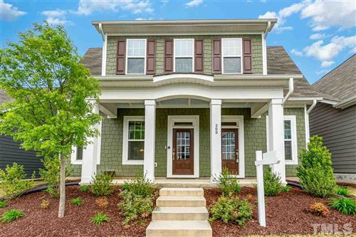 Photo of 309 Skymont Drive, Holly Springs, NC 27540 (MLS # 2376490)