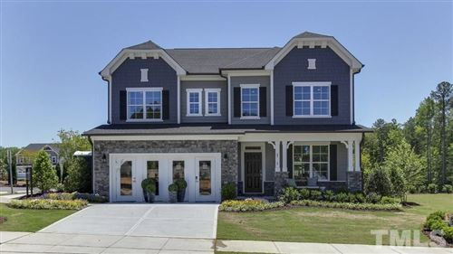 Photo of 140 Gravel Brook Court #5, Cary, NC 27519 (MLS # 2302501)
