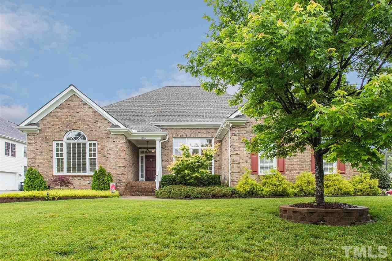 Photo of 302 Trillick Court, Rolesville, NC 27571 (MLS # 2320501)