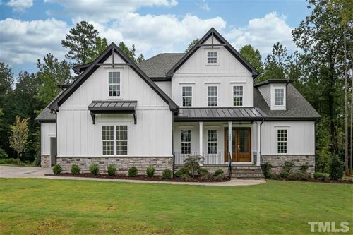 Photo of 7801 Dover Hills Drive, Wake Forest, NC 27587 (MLS # 2322503)