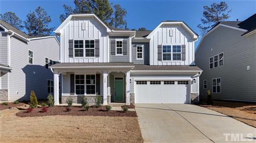 Photo of 124 Valley View Drive #44, Chapel Hill, NC 27516 (MLS # 2261504)