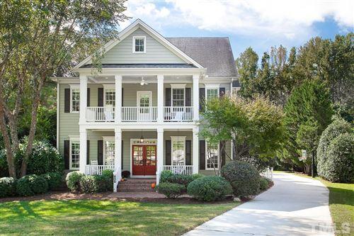 Photo of 605 Lake Hogan Farm Road, Chapel Hill, NC 27516 (MLS # 2413504)
