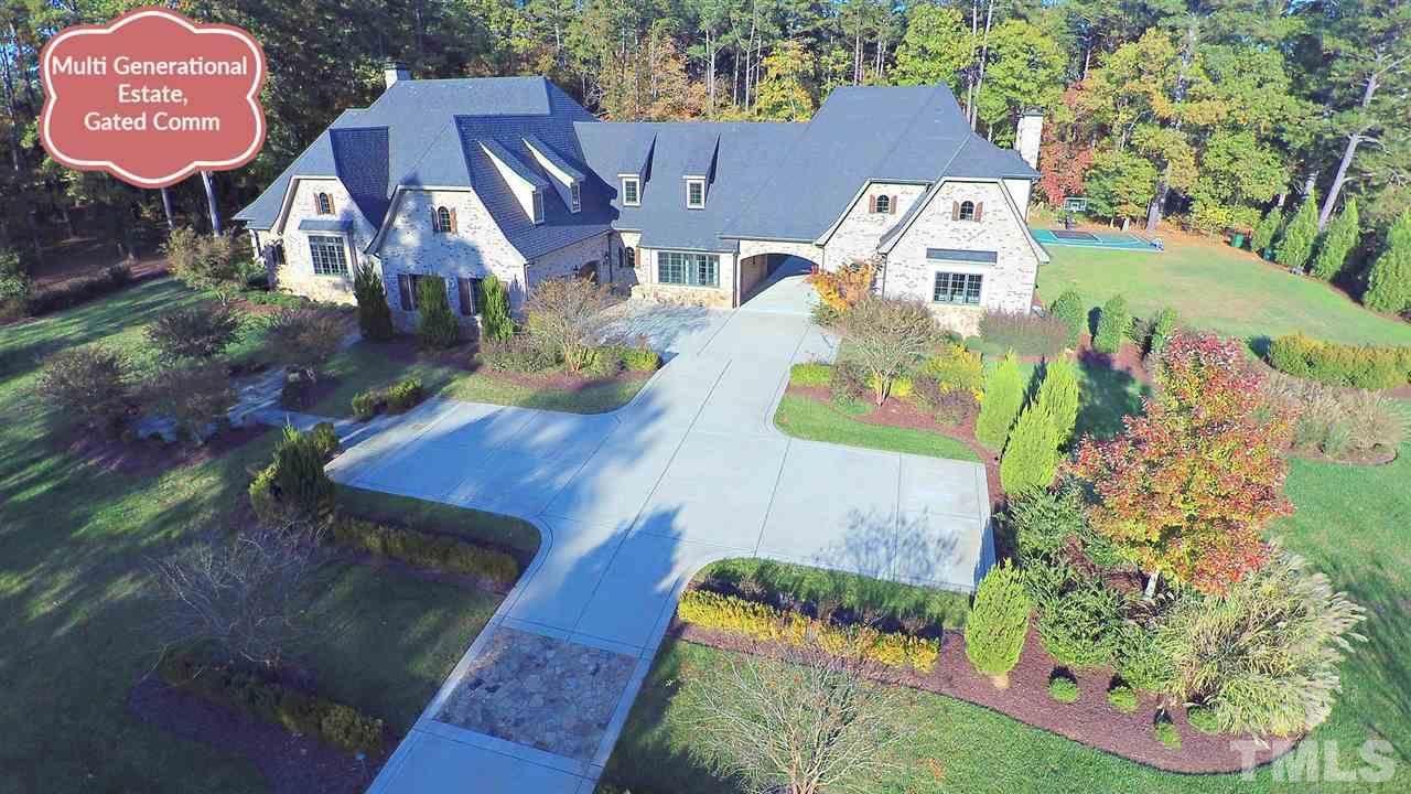 Photo of 12404 Birchfalls Drive, Raleigh, NC 27614 (MLS # 2295506)