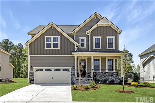 Photo of 3388 Willow Green Drive, Apex, NC 27502 (MLS # 2310507)