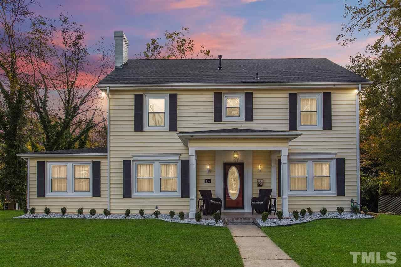 Photo of 135 W Sycamore Avenue, Wake Forest, NC 27587-2523 (MLS # 2352510)