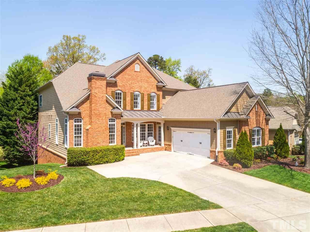 Photo of 814 Huntsworth Place, Cary, NC 27513 (MLS # 2376510)