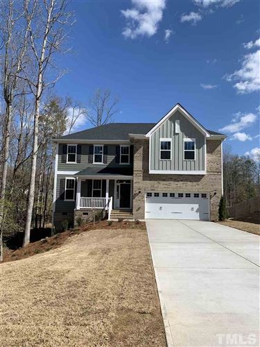Photo of Cahors Trail, Holly Springs, NC 27540 (MLS # 2234512)