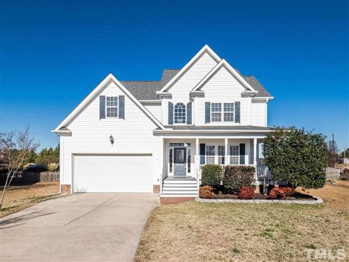 Photo of 7600 Pegram Street, Willow Spring(s), NC 27592-7591 (MLS # 2295512)