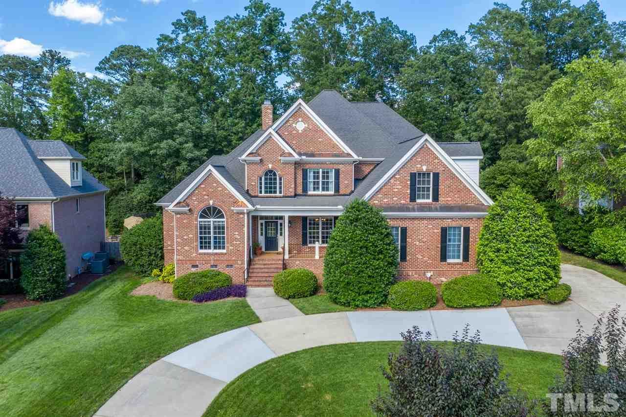 Photo of 209 Bailey Ridge Drive, Morrisville, NC 27560 (MLS # 2322517)