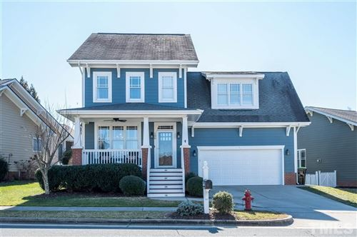 Photo of 130 Garden Plaza Way, Apex, NC 27502 (MLS # 2364518)