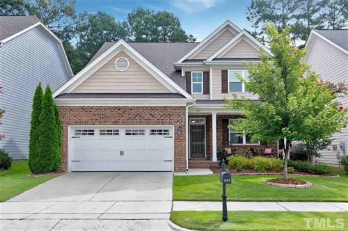Photo of 1167 Alsace Drive, Apex, NC 27502 (MLS # 2340520)