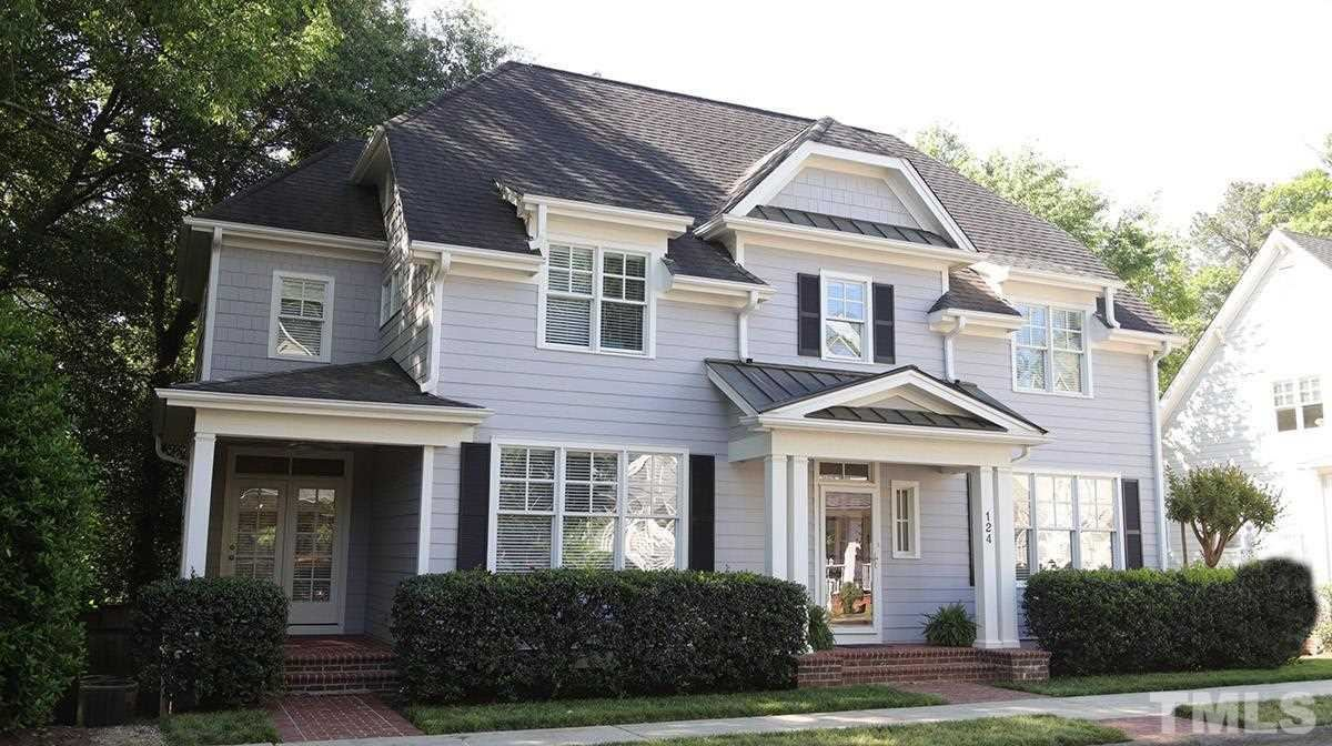 Photo of 124 Village Mill Place, Raleigh, NC 27608 (MLS # 2382523)
