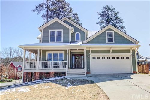 Photo of 1001 Modest Way, Apex, NC 27502 (MLS # 2303524)