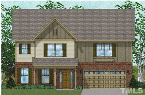 Photo of 405 Cahors Trail #133, Holly Springs, NC 27540 (MLS # 2322526)