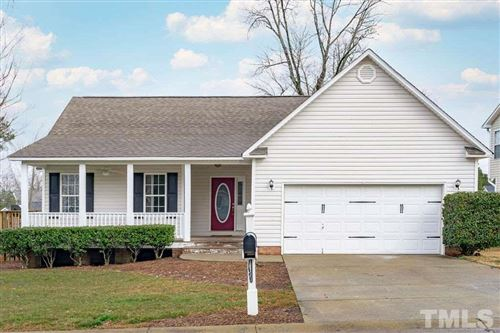 Photo of 1108 Holly Meadow Drive, Holly Springs, NC 27540-8593 (MLS # 2367526)