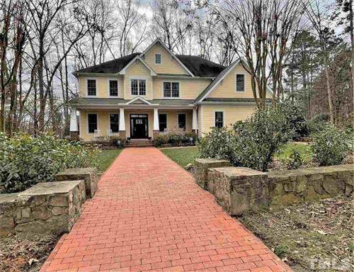 Photo of 411 N Elliott Road, Chapel Hill, NC 27514 (MLS # 2362535)