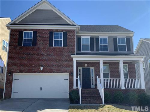 Photo of 712 Fireweed Lane, Fuquay Varina, NC 27526 (MLS # 2302543)