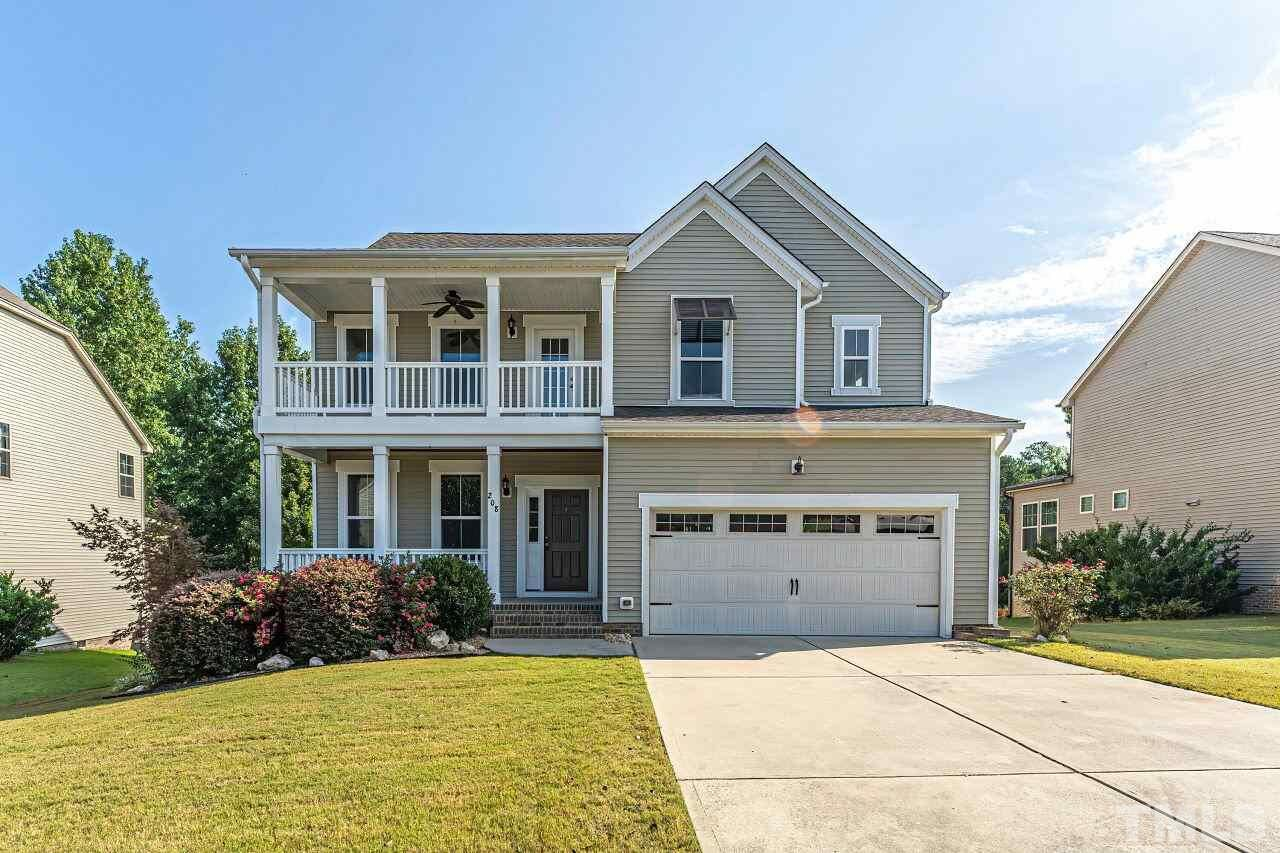 208 Abbeville Lane, Holly Springs, NC 27540 - MLS#: 2336543