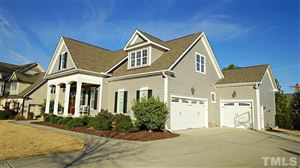 Photo of 220 Meares Bluff Lane, Holly Springs, NC 27540 (MLS # 2259544)