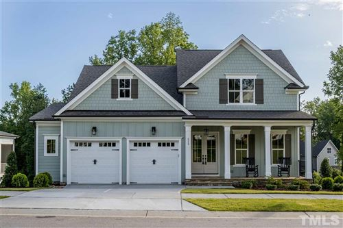 Photo of 222 Harewood Place #Lot 217, Fuquay Varina, NC 27526 (MLS # 2272544)