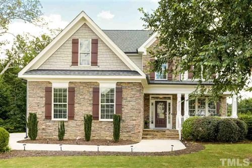 Photo of 1989 Steeple Chase Bend, Apex, NC 27502 (MLS # 2336545)