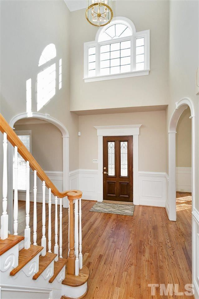 Photo of 4812 Cornoustie Court, Holly Springs, NC 27540 (MLS # 2296546)