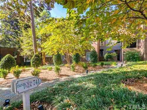 Photo of 741 Bishops Park Drive #103, Raleigh, NC 27605 (MLS # 2355552)