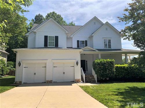 Photo of 409 Vodin Street, Wake Forest, NC 27587 (MLS # 2319554)