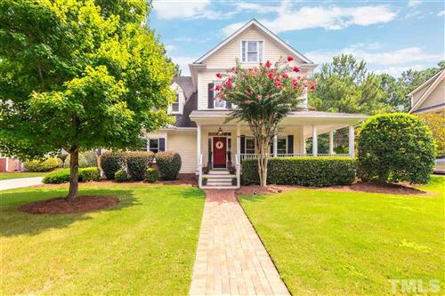 Photo of 1332 Heritage Club Avenue, Wake Forest, NC 27587 (MLS # 2336554)