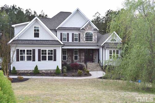 Photo of 8435 Mangum Hollow Drive, Wake Forest, NC 27587 (MLS # 2312556)