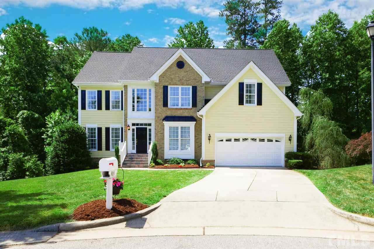 1424 Loghouse Street, Wake Forest, NC 27587 - #: 2328556