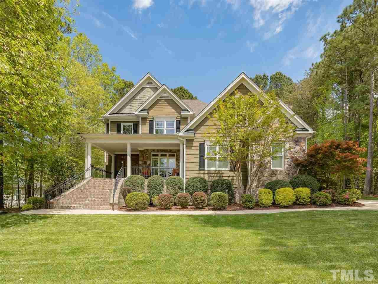 Photo of 3988 Cashmere Lane, Youngsville, NC 27596 (MLS # 2379561)