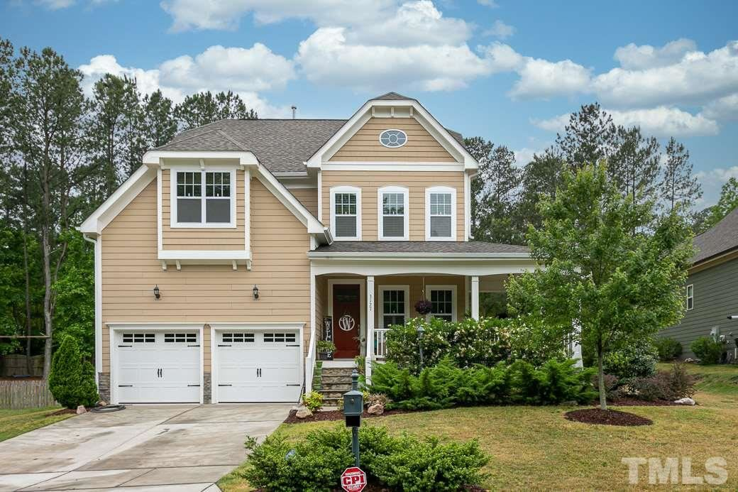 Photo of 3127 Freeman Farm Way, Rolesville, NC 27571 (MLS # 2319564)