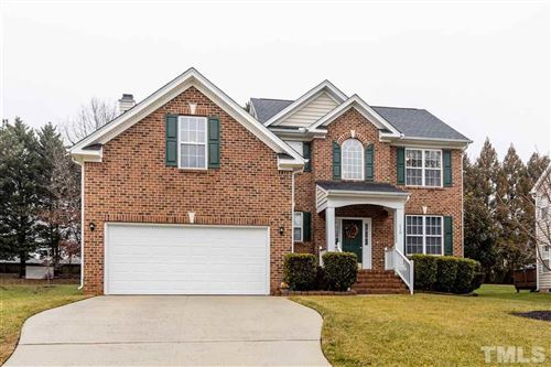 Photo of 110 Fairchild Downs Place, Cary, NC 27518 (MLS # 2362565)