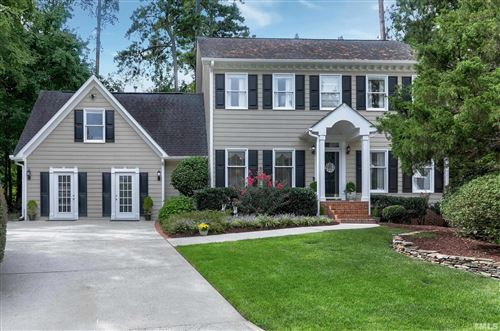 Photo of 117 Stokesay Court, Cary, NC 27513 (MLS # 2408567)