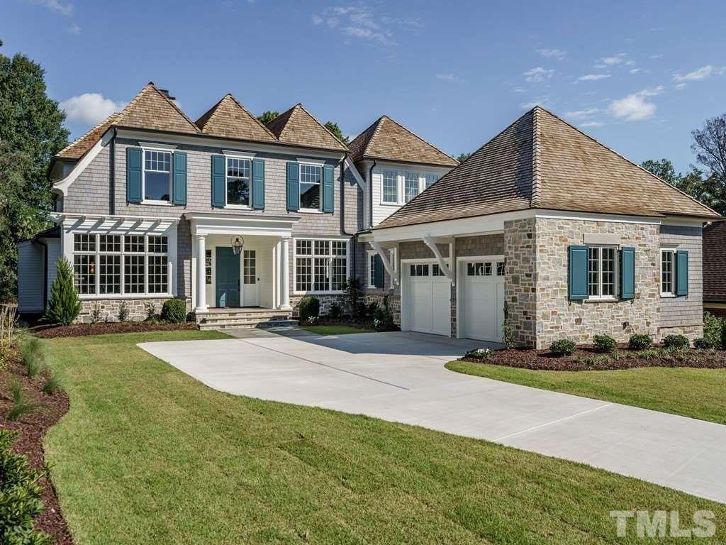 Photo of 2610 Churchill Road, Raleigh, NC 27608 (MLS # 2310568)