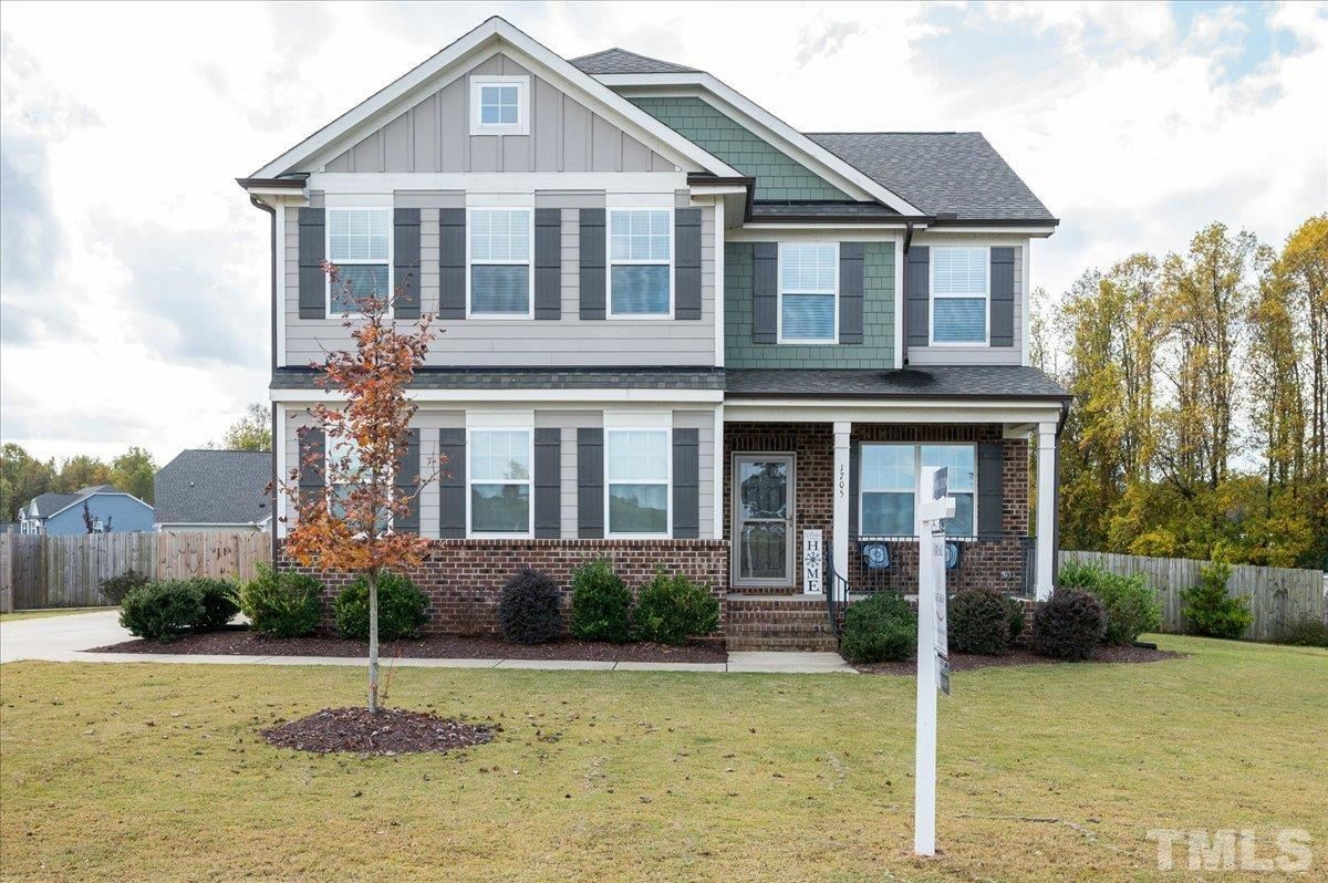 Photo of 1705 Black Spruce Way, Willow Spring(s), NC 29792 (MLS # 2415572)
