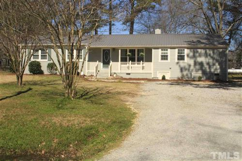 Photo of 1829 Willow Springs Street, Willow Spring(s), NC 27592 (MLS # 2307574)