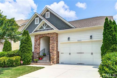 Photo of 5041 Audreystone Drive, Cary, NC 27518 (MLS # 2396575)