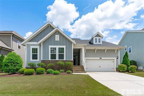 Photo of 804 Ancient Oaks Drive, Holly Springs, NC 27540 (MLS # 2377576)