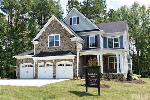Photo of 8004 Keyland Place #Lot 389, Wake Forest, NC 27587 (MLS # 2265577)