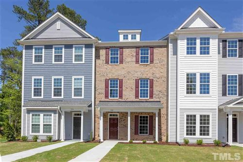 Photo of 474 Church Street #17, Morrisville, NC 27560 (MLS # 2362577)